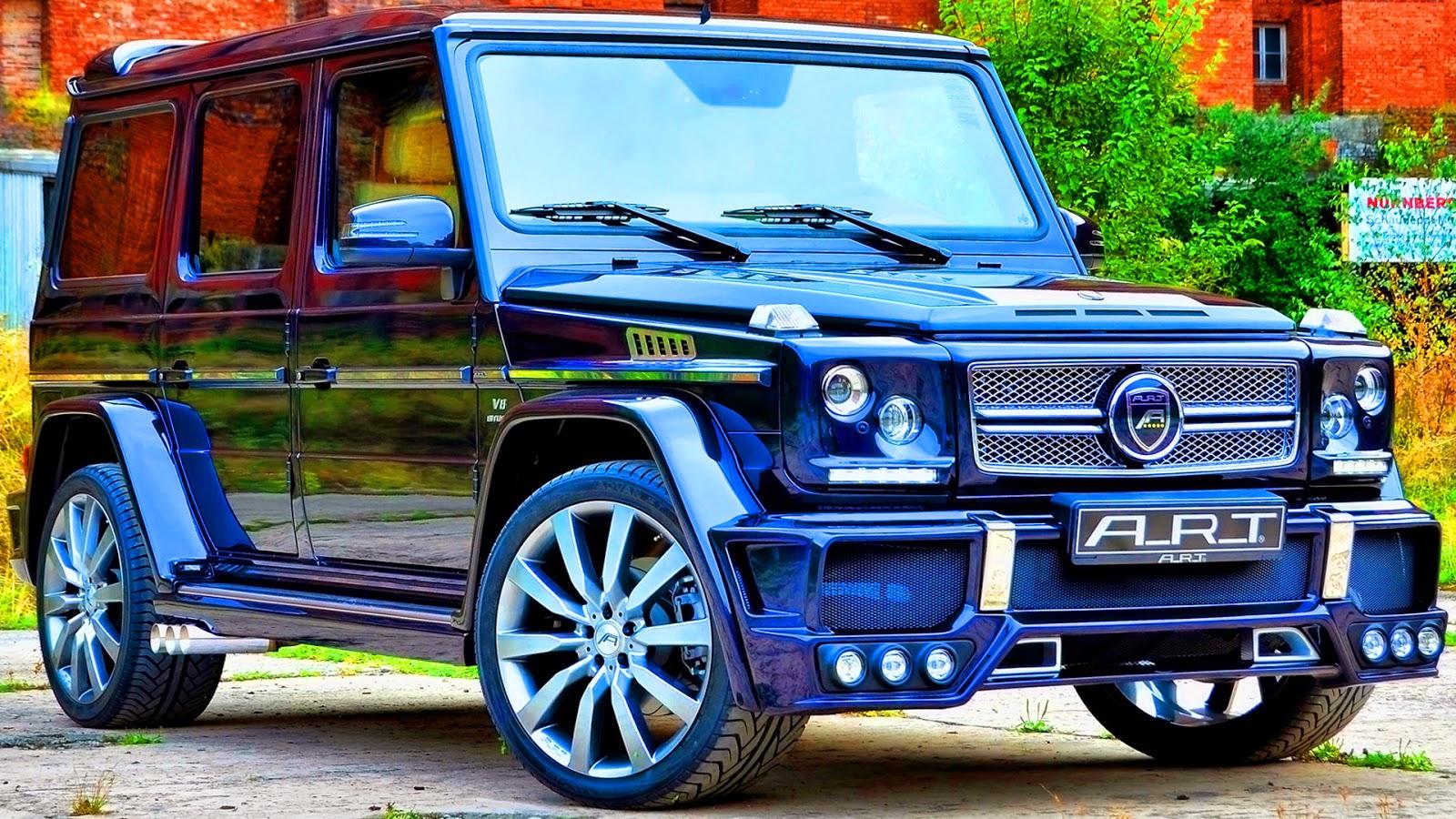 01ART Mercedes-Benz G 55 AMG Streetline 65 2014 aro 23 V8 Compressor 800 cv