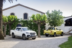 Mercedes-Benz X-Klasse – Ausstattungslinien POWER und PROGRESSIVE 