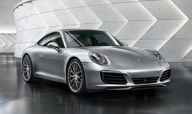 Porsche 911 Carrera 2016 -2017 фото обзор описание комплектация.