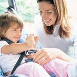 Изменения в правилах при перевозки детей в автомобиле с  2017 года