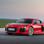 Audi r8 технические характеристики фото видео описание обзор комплектация
