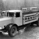 История и создание немецкой компании MAN