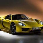 Porsche 918 spyder технические характеристики описание фото видео цена обзор