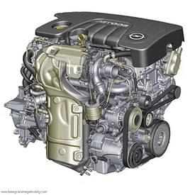 Стендовые характеристики двигателя опель х18хе1