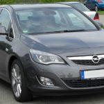 Opel astra j технические характеристики фото видео обзор описание комплектующие