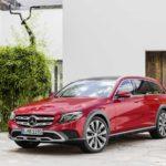 Новый Mercedes-Benz E-Class All-Terrain — ВИДЕО