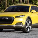 Audi Q4 выйдит в 2019 году, чтобы бросить вызов BMW X4