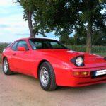 Porsche 944 описание обзор характеристики фото видео комплектация