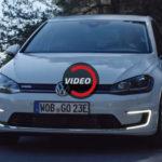 Является ли Volkswagen Golf-е лучшим электрическим автомобилем.