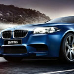 BMW M5 2018 года — тестирования на треке , видео.