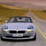 BMW Z8 технические характеристики фото видео