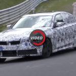 Предстоящий в 2019 году BMW M340i выглядит многообещающе Во время тестирования