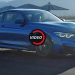 BMW M4 CS — видео