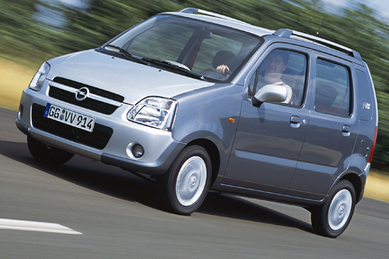 Opel Agila: описание,характеристики,фото,видео,комплектация.