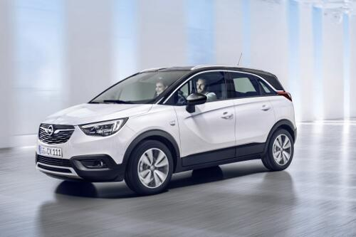 Opel Кроссланд X характеристики цена описание фото двигатель видео.