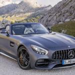 Новый Mercedes-AMG  GT C Roadster лучше ли, чем Porsche 911?