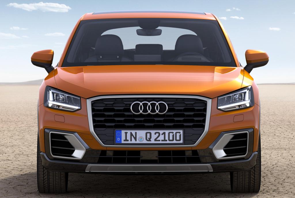 Новый Audi Q2 является ли хорошим, стильным, маленьким внедорожником,посмотрим видео