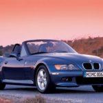 BMW Z3 2.8i двигатель производительность расход топлива размеры