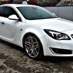 Какой объем двигателя у Opel Insignia