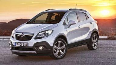 Технические характеристики Opel Mokka