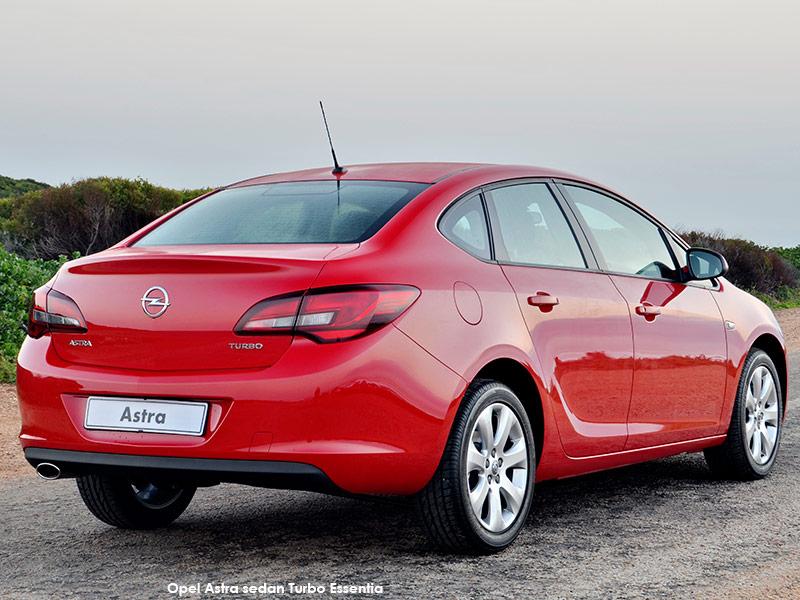 Opel Astra 1.6 Essentia IV седан, 2014