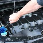 Как помыть двигатель автомобиля самому.