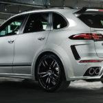 Новый 720HP Porsche Cayenne Magnum Sport не для слабонервных — фото видео