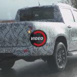 Новый Mercedes-Benz X-Class — видео