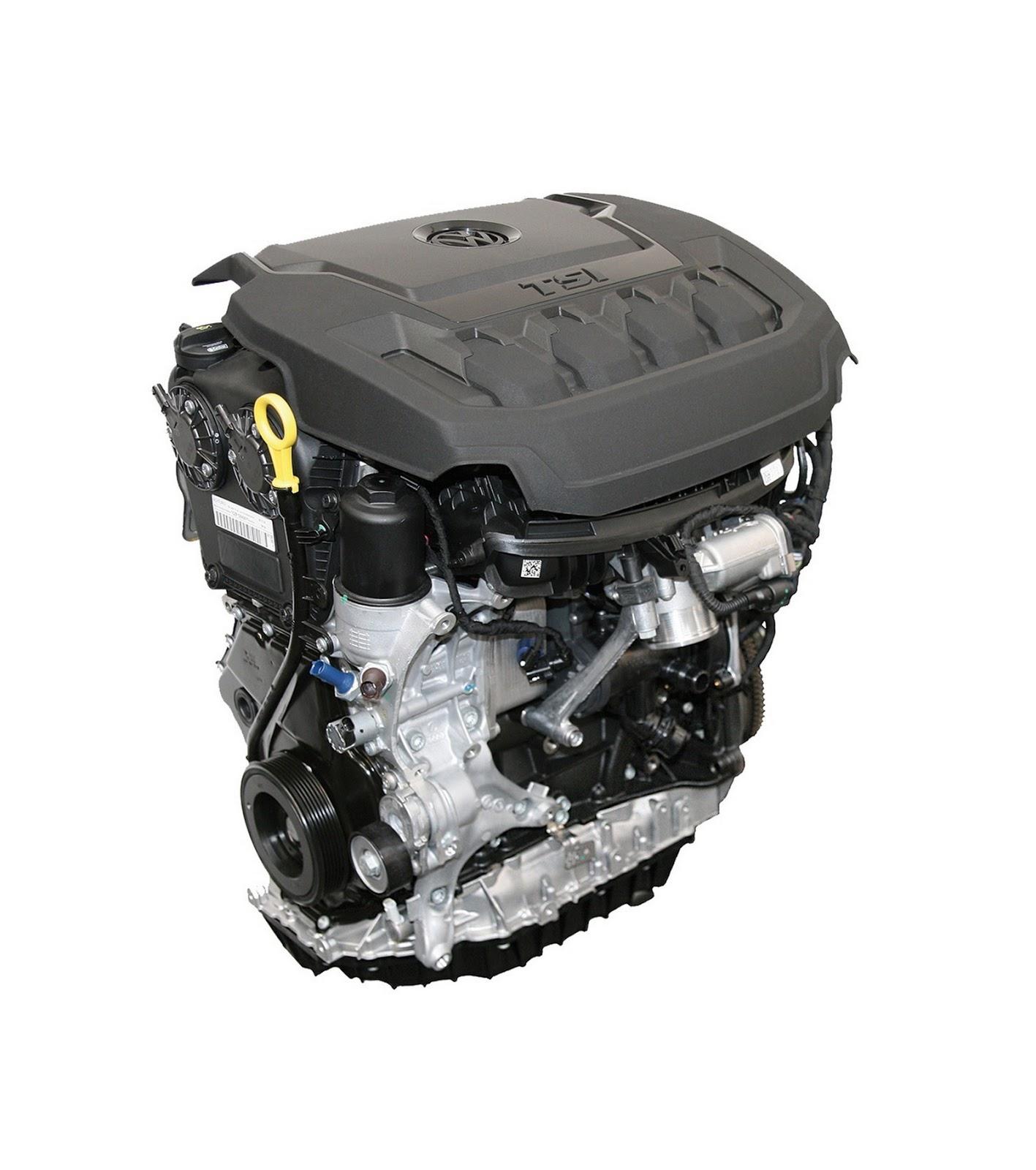 Новый двигатель TSI от кампании Фольксваген
