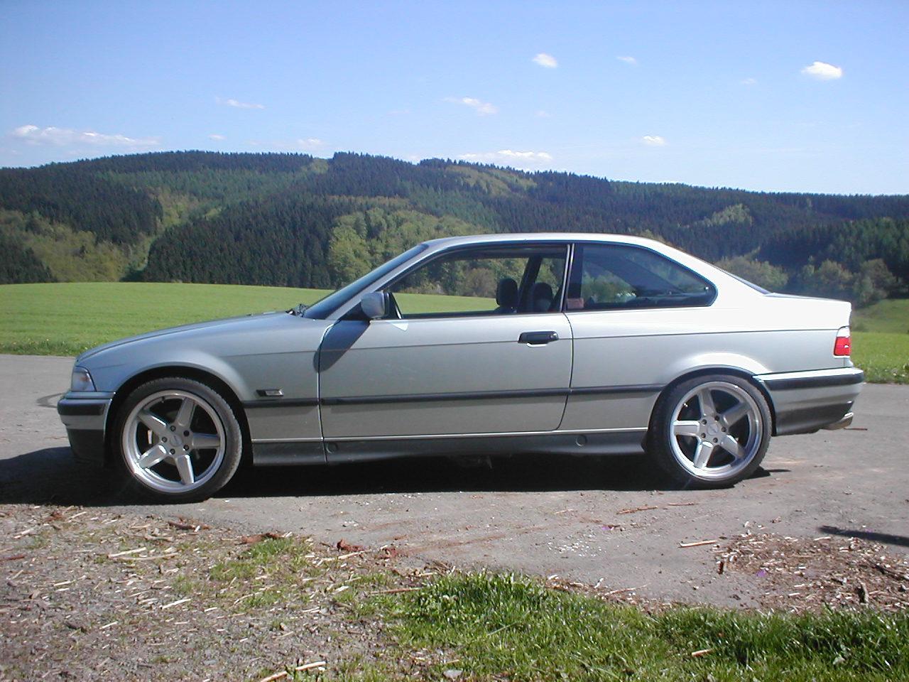 Как выбрать б / у BMW 3 E 36