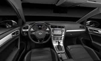 Golf VII (лифтинг 2016) технические характеристики