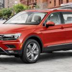 2018 VW Tiguan 2.0LT Двигатель TSI