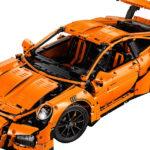 ЛЕГО PORSCHE 911 GT3 RS ПРОХОДИТ КРАШ-ТЕСТ — ВИДЕО