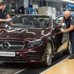 Mercedes-Benz выпустил новый кабриолет E-класса