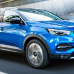 2018 Opel Grandland X будет поставляться с двумя вариантами двигателя, цена от € 23,700