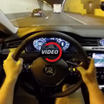 Volkswagen в Нью-Arteon For A POV Test Drive — видео