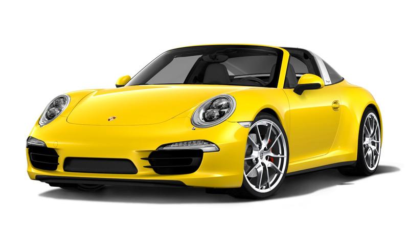 2016 порше 911 2dr targa 4 GTS — характеристики интерьер