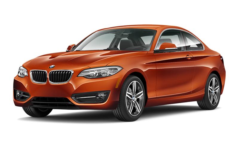 2017 BMW 2-й серии M240i купе — технические характеристики