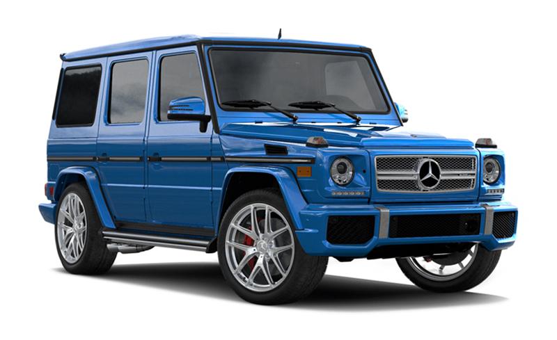 Mercedes-AMG G63 / G65 4MATIC — технические характеристики
