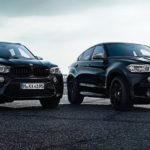 BMW представляет новые выпуски X5 M и X6 M Black Fire