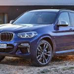 BMW запускает Tech-Savvy 2018 X3 — 35 фото и видео