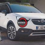 Новый Opel Кроссланд X будет выпускаться с несколькими интересными функциями — видео
