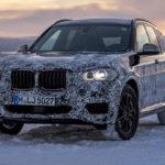 26 июня новый BMW X3 сделает свой публичный дебют