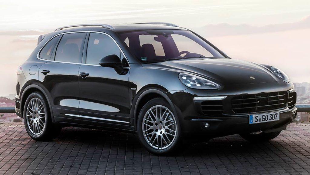 Новый Porsche Cayenne был замечен во время тестов в Германии