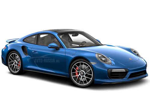 2017 Купе Porsche 911 Turbo — характеристики интерьер безопасность пробег