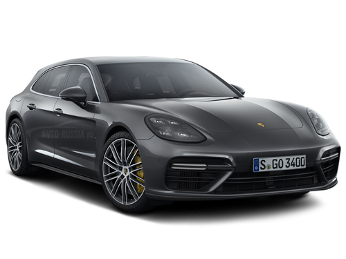 Универсал Porsche Panamera Sport Turismo описание характеристики модификации фото видео