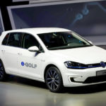 Volkswagen e-up и Volkswagen e-Golf описание характеристики фото видео