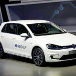 Volkswagen e-up и Volkswagen e-Golf описание характеристики фото видео