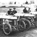 История первых в мире автогонок