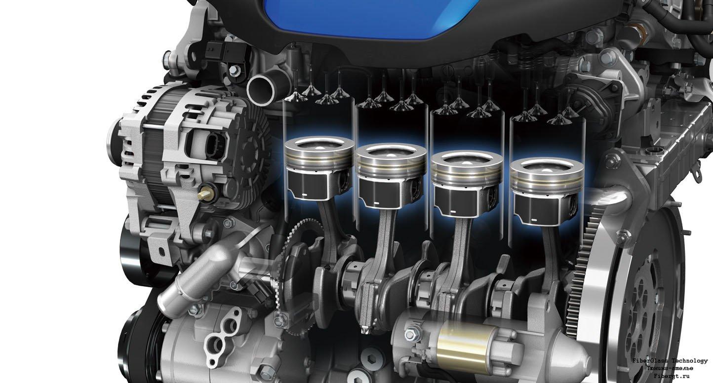 Объем двигателя — как работает и что это такое,на что влияет